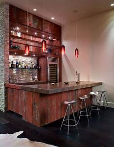 16, Amazing, Contemporary, Home, Bars, For, The, Best, Parties