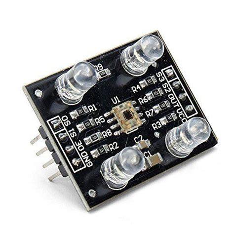 color sensor color sensor module future electronics arduino