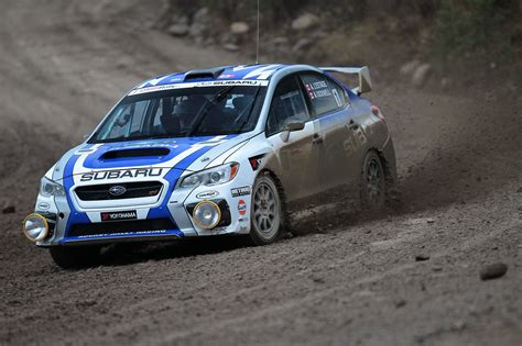 subaru rally racing subaru rally team canada clinches 11th canadian rally