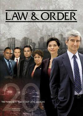 law order season  wikipedia
