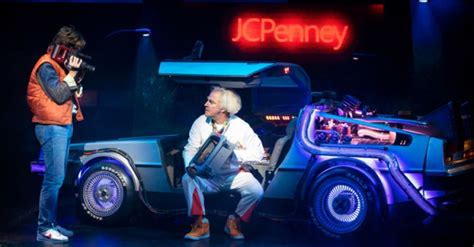 The musical version of the hit film 'back to the future' will open for its world premiere in manchester this evening. Review: Back to the Future - The Musical - honorarymancblog | Back to the future, Musicals, The ...