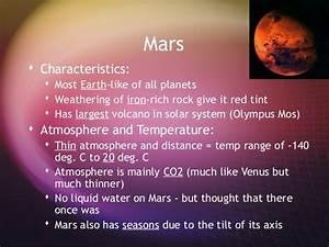 7.1 the solar system