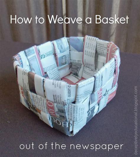 relentlessly fun deceptively educational   weave