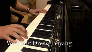 Taeyang-wedding Dress  Piano Cover