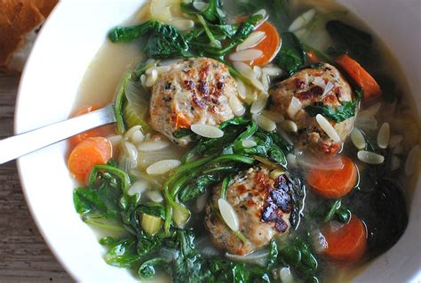 Weeknight Italian Wedding Soup