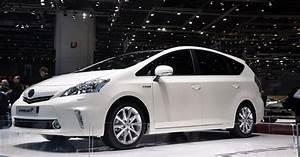 Toyota 7 Places Hybride : toyota prius le monospace hybride 7 places ~ Medecine-chirurgie-esthetiques.com Avis de Voitures