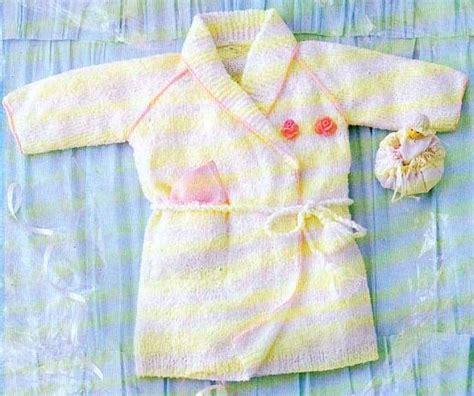 patron gratuit robe de chambre femme modele tricot robe de chambre bebe