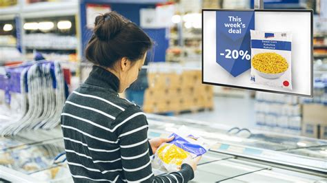 Increasing impulse buying with in-store advertising ...