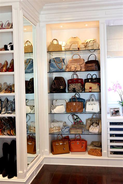 handbag storage ideas modern magazin