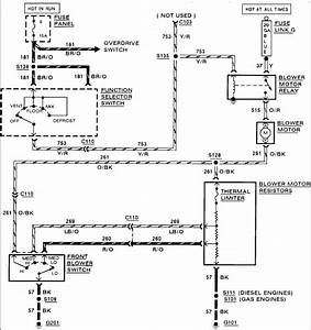 Where Can I Get A Diagram Of A 1991 Ford Econoline E250 Heating System  Preferably Free