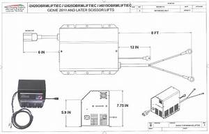 Jlg Scissor Lift Battery Wiring Diagram