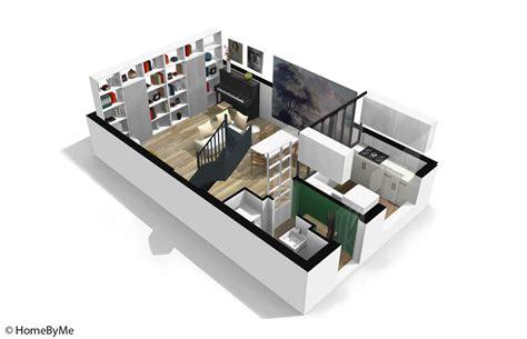 plan chambre 3d plan maison 3 chambres 3d