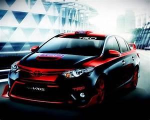 Modifikasi Toyota Vios  Dengan Gambar