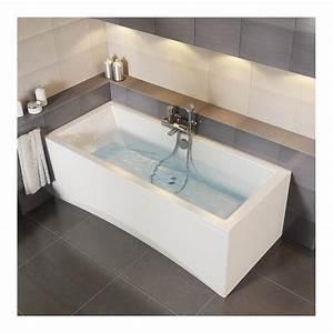 Baignoire Avec Tablier : baignoires cersanit achat vente de baignoires cersanit ~ Premium-room.com Idées de Décoration