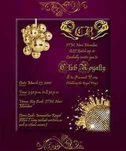 event invitation : Event invitation cards - New Invitation