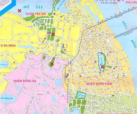 map  hanoi source vietnam national administration