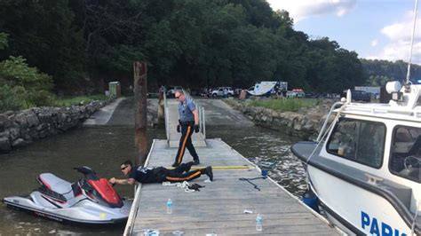 Jet Ski Boat Accident Georges River 2 seriously injured in jet ski accident near george