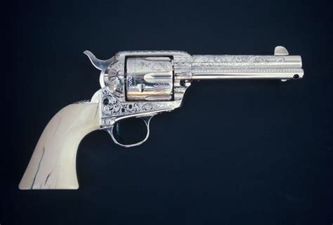 colt single army revolver peacemaker specialists weapon guns colt single