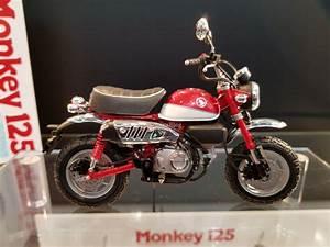 Honda Monkey 125 : tamiya 14134 honda monkey 125 nuremberg toy fair 2019 ~ Melissatoandfro.com Idées de Décoration