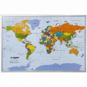Carte Monde Liege : carte du monde liege achat vente carte du monde liege pas cher cdiscount ~ Teatrodelosmanantiales.com Idées de Décoration