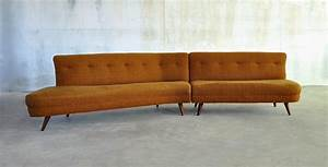 Select modern mid century modern sectional sofa for Contemporary oversized sectional sofa