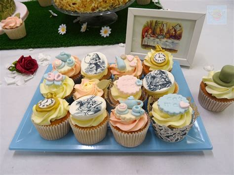 Maybe you would like to learn more about one of these? Vintage Alice in Wonderland Cupcakes by Heaven is a ...