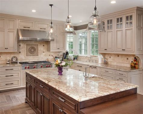 oak kitchen cabinets for best 25 beige kitchen cabinets ideas on taupe 7128