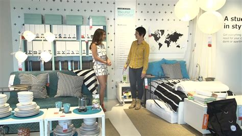 Today With Kandace  Furnishing Your Dorm Room With Ikea