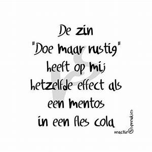 1000+ Best Inst... Doe Maar Quotes