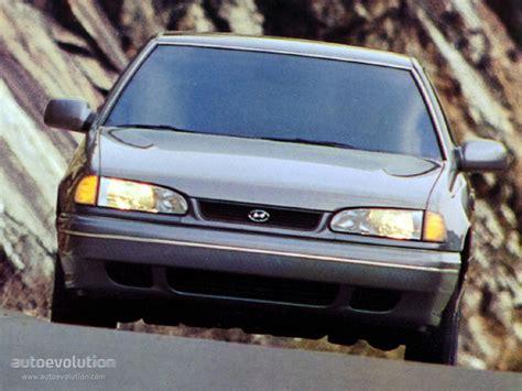 Hyundai Sonata Specs & Photos  1989, 1990, 1991, 1992