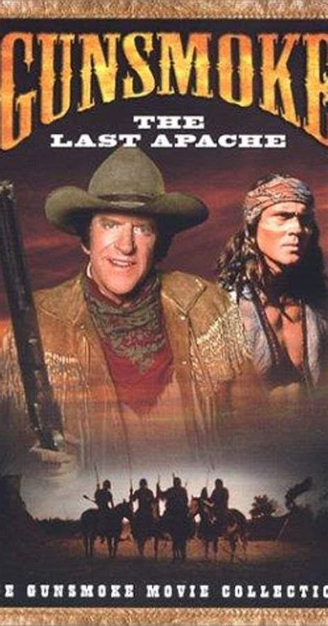5 Smokes To Celebrate Jojos Return The Top Gunsmoke The Last Apache Tv 1990 Imdb