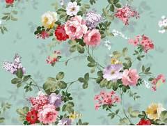 amazing vintage floral...Vintage Flowers Tumblr
