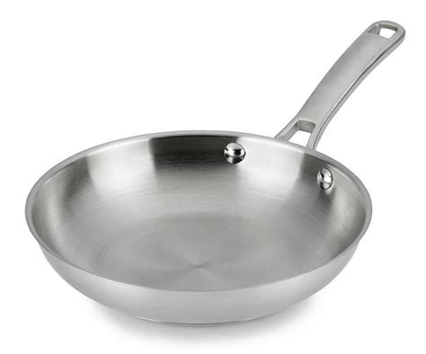 amazoncom calphalon classic stainless steel cookware fry pan   kitchen dining