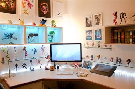 desk for digital artist graphic designer desk found on newcalibre com home