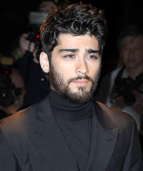 Zayn Malik Hair Beard