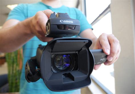 Canon Xa25 Camcorder Review  Reviewedcom Camcorders