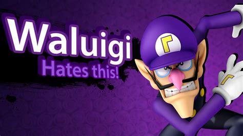 Waluigi Memes - waluigi hates this super smash bros 4 character announcement parodies know your meme