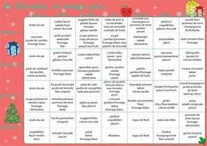 Cuisiner Pour La Semaine : menus au mois et la carte d cembre menus au mois ~ Dode.kayakingforconservation.com Idées de Décoration