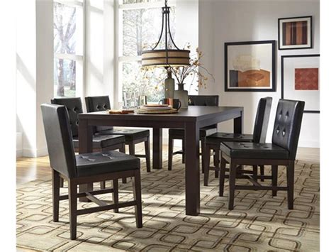 progressive furniture dining room rectangular dining table