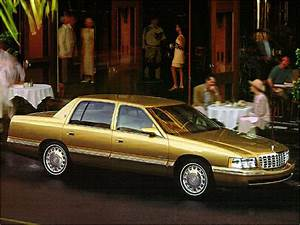 1998 Cadillac Deville Reviews  Specs And Prices