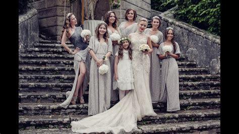 Beautiful Russian Italian Wedding Darya Kamalova