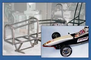 Formula Race Car Chassis Designs