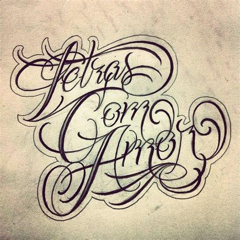 schrift ink lover script lettering lettering typography