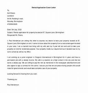 Application Cover Letter Cover Letter Example Cover