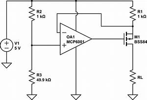 Limiting Current Without Dropping Voltage