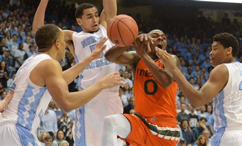 north carolina tar heels  virginia cavaliers