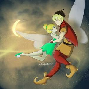 Tinkerbell's love by MiriCreations on DeviantArt