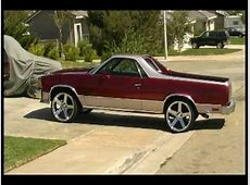 El Camino's Only Car Club part 1 YouTube