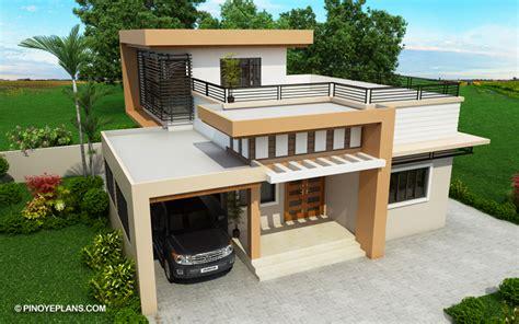 kassandra  storey house design  roof deck