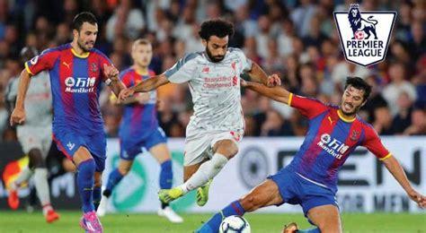 Liverpool vs Crystal Palace | Liverpool, English premier ...